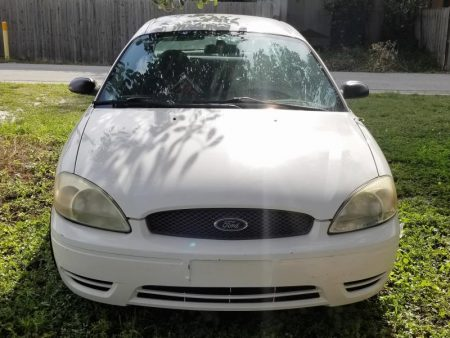 Used Car in Delray Beach under $2000 (front view)