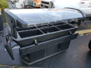 Portable Cold Buffet Bar For Sale in Fort Lauderdale